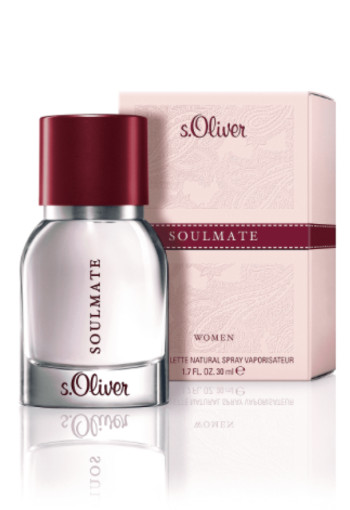 S Oliver Woman soulmate eau de toilette spray (50 ml)