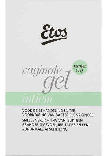 Etos Vaginale Gel Tube 25 ml