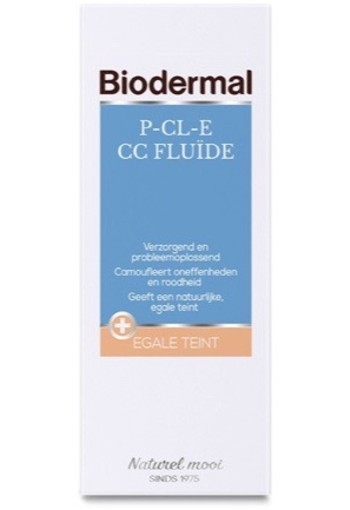 Biodermal P Cl E Cc Fluid Getint (50ml)