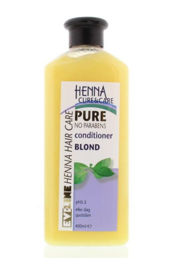Henna Cure & Care Conditioner pure blond (400 ml)