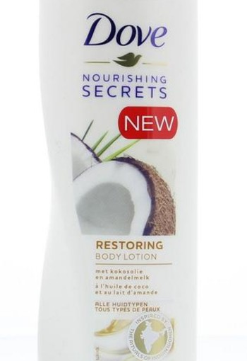 Dove Nourishing Secrets Restoring Bodylotion 250 ml
