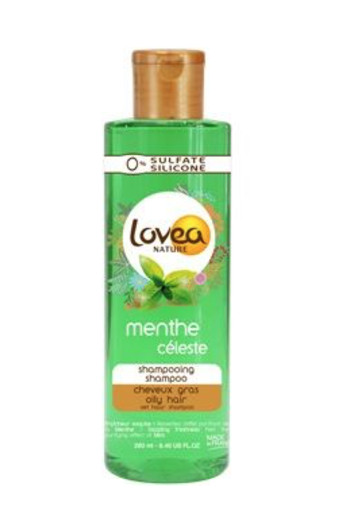 Lovea Mint shampoo (250 ml)