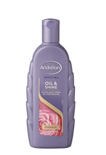 Andrelon Shampoo oil & shine (300 ml)