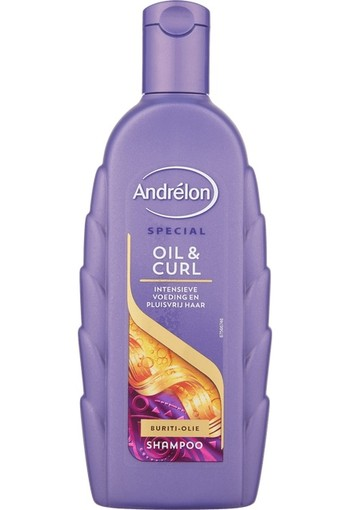 Andrelon Shampoo oil & curl (300 ml)