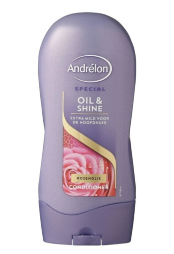 Andrelon Conditioner oil & shine (300 ml)