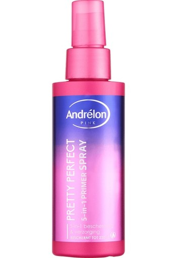 Andrelon 5 in 1 primer spray (125 ml)