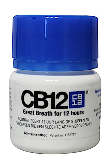 CB12 Mondverzorging regular mini (50 ml)