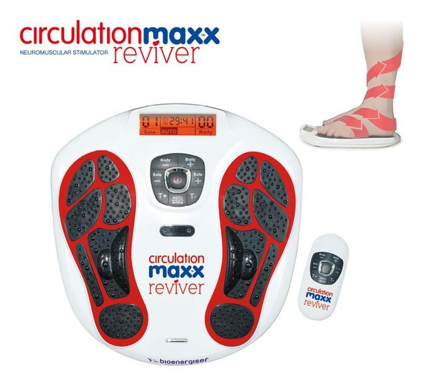Orange Planet Circulation maxx reviver (1 stuks)