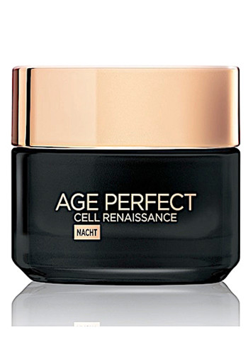 Loreal | L'Oréal Paris Age Perfect Cell Renaissance Nachtcrème 50 ml Anti Rimpel