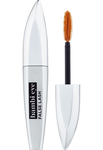 L'Oréal Paris Make-Up Designer Bambi Eye By False Lash – Volume Mascara Voor een Perfecte Krul – Zwart