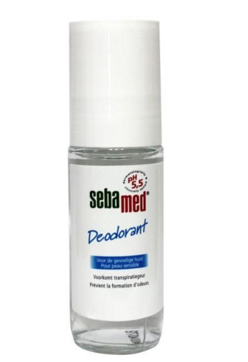 Sebamed Deodorant roller neutraal (50 ml)