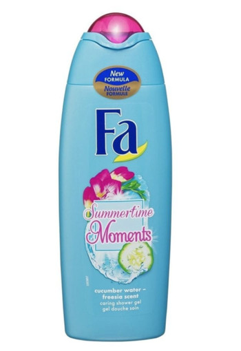FA Douchegel summertime moments (250 ml)