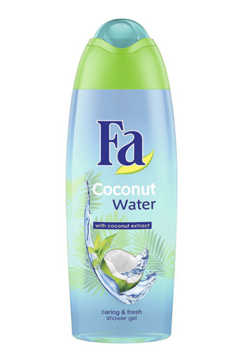 FA Douchegel coconut water (250 ml)