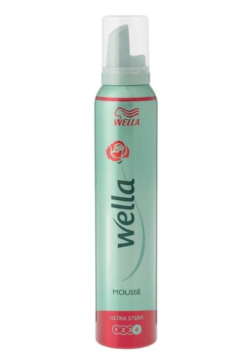 Wella Flex mousse ultra strong hold (200 ml)