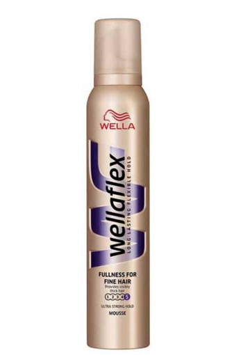 Wella Flex mousse fullness ultra strong (200 ml)