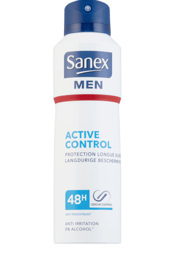 Sanex Men deodorant spray active control (200 ml)