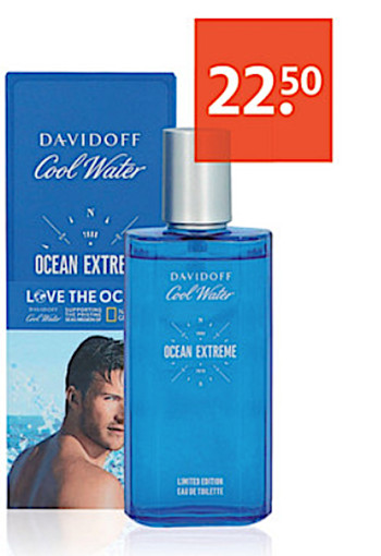 Davidoff Cool Water Ocean Extreme 75 ml