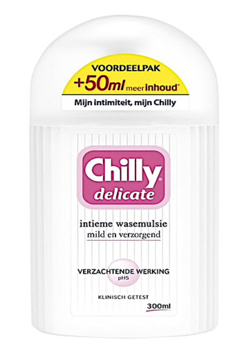 Chilly Delicate Wasemulsie 300ml