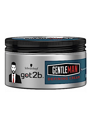 Schwarzkopf got2b Gentleman Defining Cream 100ml