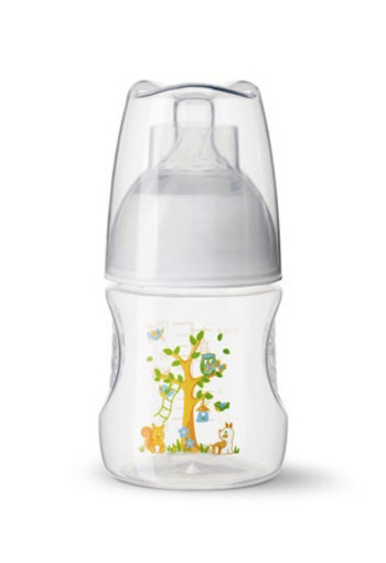 Bibi Fles hapiness play with us 0-2 maanden (120 ml)