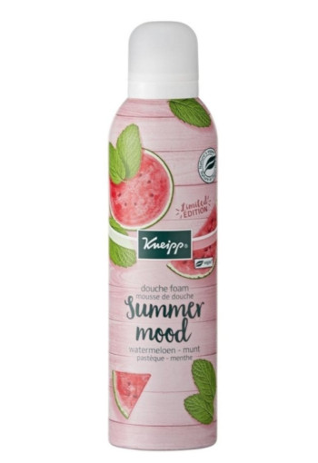 Kneipp Douche foam summer mood 200 ml