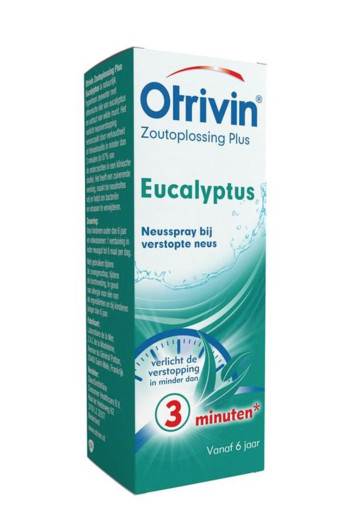 Otrivin Plus eucalyptus (20 ml)