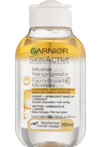 Garnier Skin active micellair reinigingswater argan 100 ml