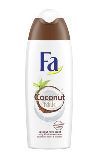 FA Douchegel coconut milk 250 ml