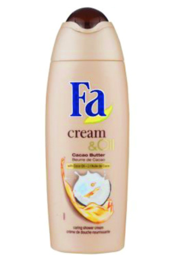 FA Douche creme oil caco butter & cocos 250 ml