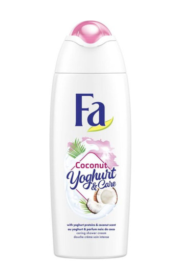 FA Douchecreme showercreme yoghurt cocos 250 ml