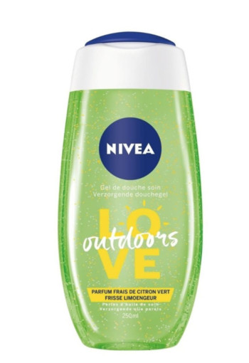 Nivea Douche love aloe 250 ml
