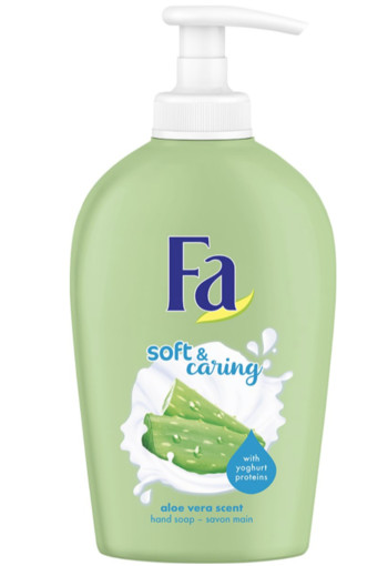 FA Liquid soap aloe vera (250 ml)