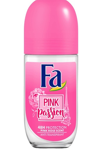 FA Deoroller pink passion (50 ml)
