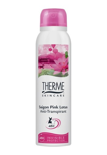 Therme Anti-transpirant Saigon pink lotus 150 ml