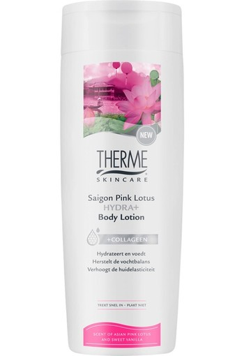 Therme Body lotion Saigon pink lotus hydra+ 250 ml