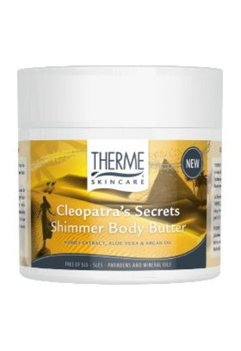 Therme Body butter Cleopatra's secret 250 gram