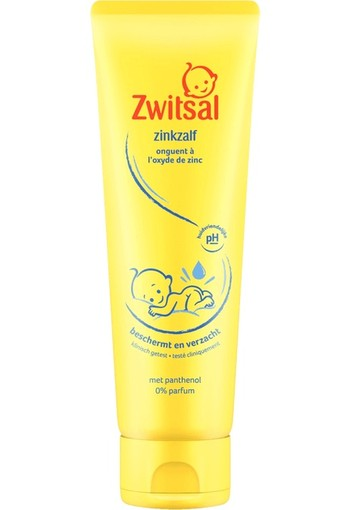 Zwitsal Zinkzalf Tube 100ml
