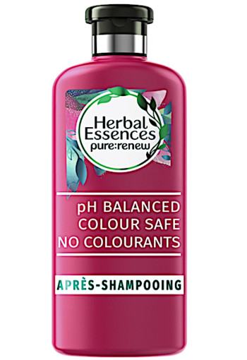 Herbal Essences White Strawberry and Sweet Mint shampoo