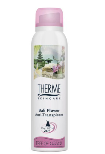 Therme Anti-transpirant deodorant Bali flower 150 ml