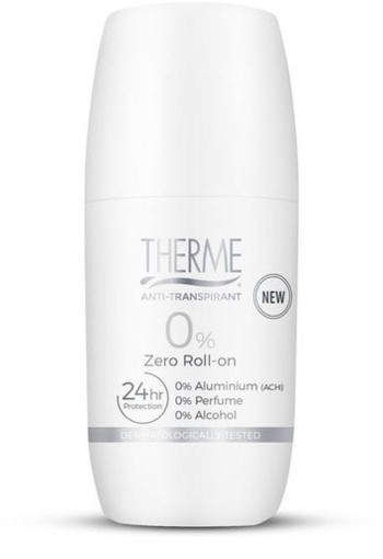 Therme Anti transpirant roller zero 60 ml
