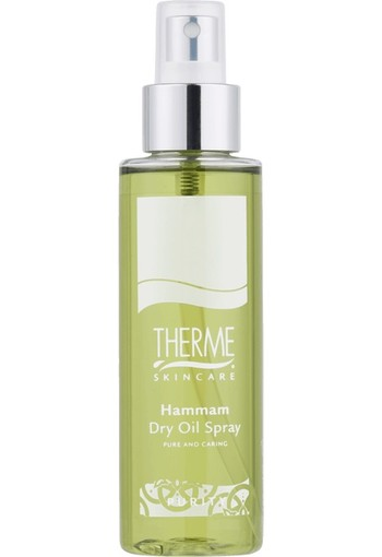 Therme Dry oil spray hammam 125 ml