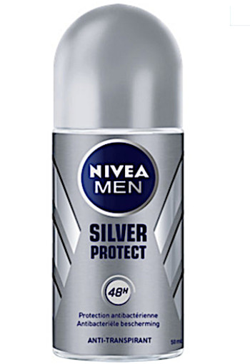 Nivea Men deodorant roller silver protect dynamic power (50 ml)