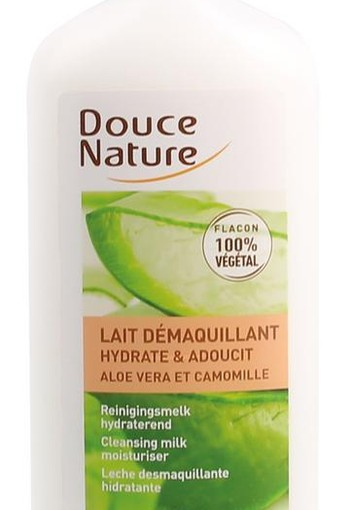 Douce Nature Reinigingsmelk hydraterend (250 ml)
