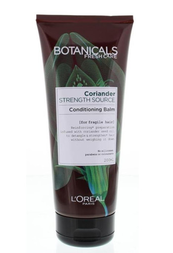 Loreal Botanicals strength creme spoeling (200 ml)