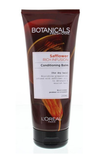 Loreal Botanicals rich infusion cremespoeling (200 ml)