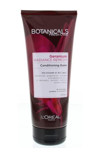 Loreal Botanicals radiance remedy cremespoeling (200 ml)