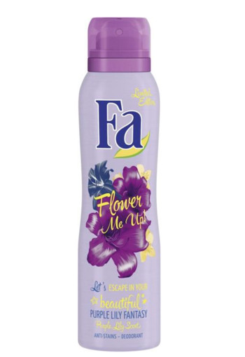 FA Deodorant spray flower me up purple lilly fantasy (150 ml)