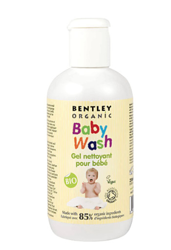 Bentley Organic baby wash (250 ml)