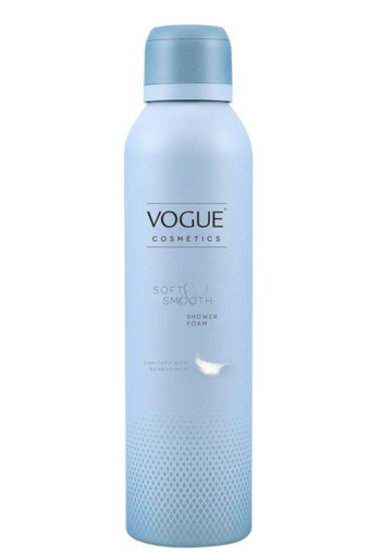 Vogue Cosmetics Shower foam soft & smooth (200 ml)