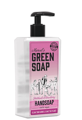 Marcel's GR Soap Handzeep patchouli & cranberry (500 ml)
